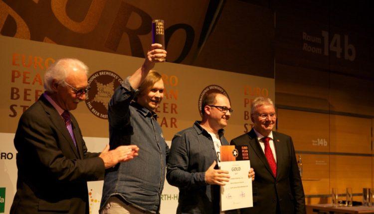 Ceremonia rozdania nagród European Beer Star_2017_3