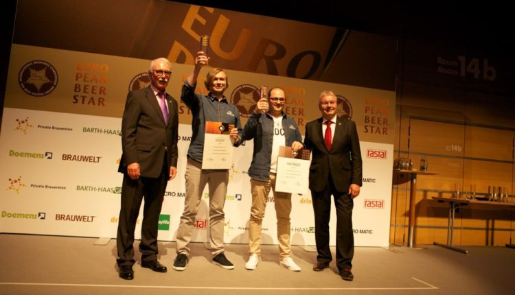 Ceremonia rozdania nagrów European Beer Star 2017_2