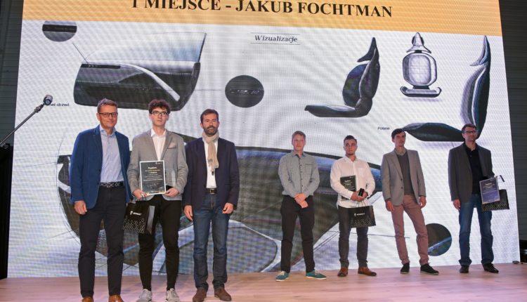 Od lewej Grzegorz Zalewski, Jakub Fochtman, Antoine Genin, Maciej Szostak, Nikodem Drąg, Patryk Biegalski i Wojciech Karolczak