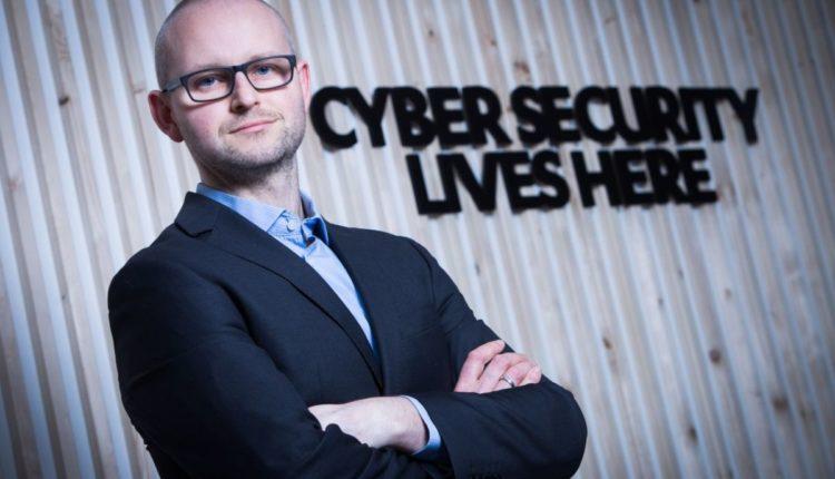 F-Secure Leszek Tasiemski