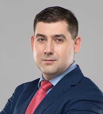Artura Granicki Partner Zarządzający z Kancelarii Snażyk Granicki.