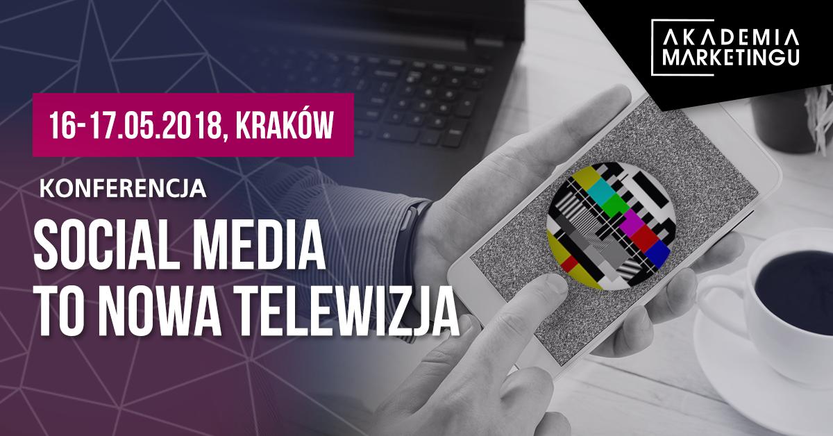 social media to nowa telewizja konferencja.