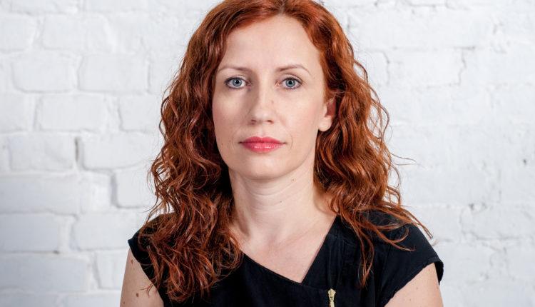 trenerka kreatywności Sylwia Hull-Wosiek