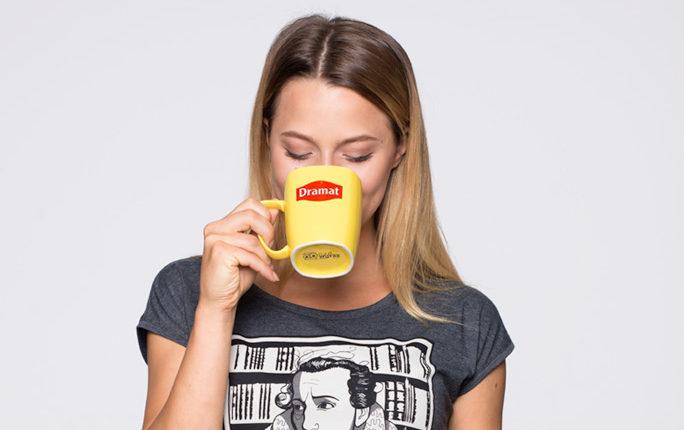 1 KOŁDRIAN koszulka damska nadwyraz.com