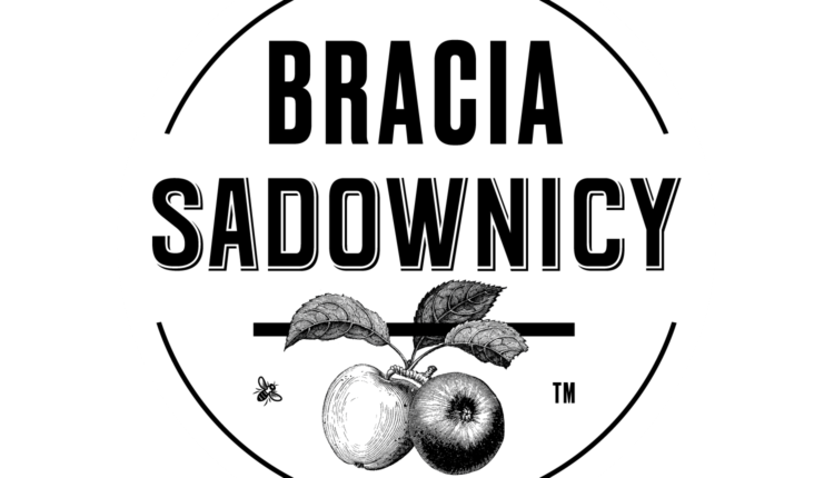 logo na białym kółku
