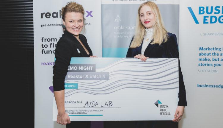 Anna Pięta, Weronika Banas MUDA Lab
