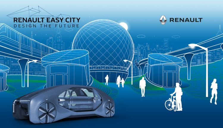 Renault Easy City_