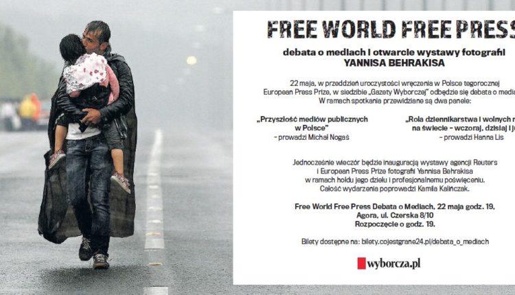 FREE WORLD FREE PRESS_Debata_media_22maja2019