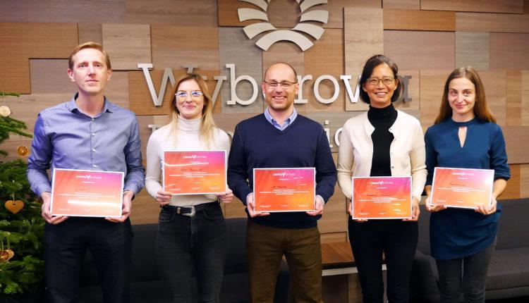 Chivas Venture laureaci polskiej edycji