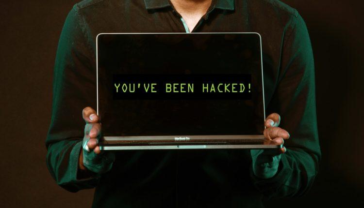 cyberataki komputer