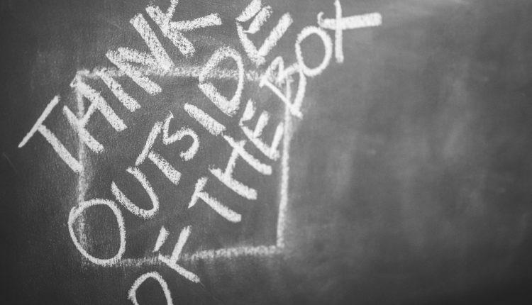 myślenie poza schematami kreatywność