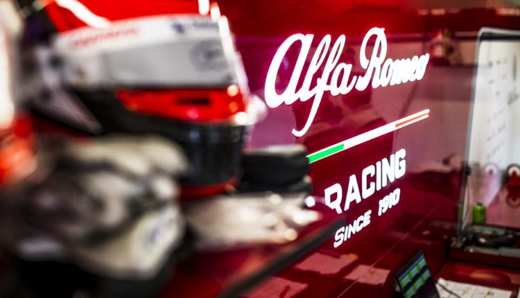 Kubica Alfa Romeo Orlen