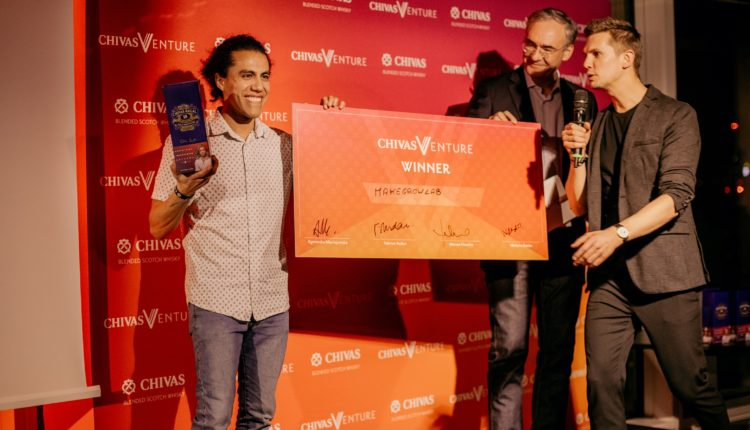 Lokalny finał Chivas Venture Makegrowlab