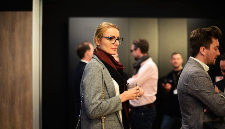 Natalia Myszkowska Cateringoo Inauguracja 50 Kreatywnych