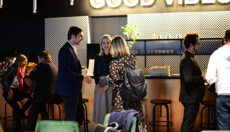 inauguracja 50 kreatywnych goście Solutions Rent