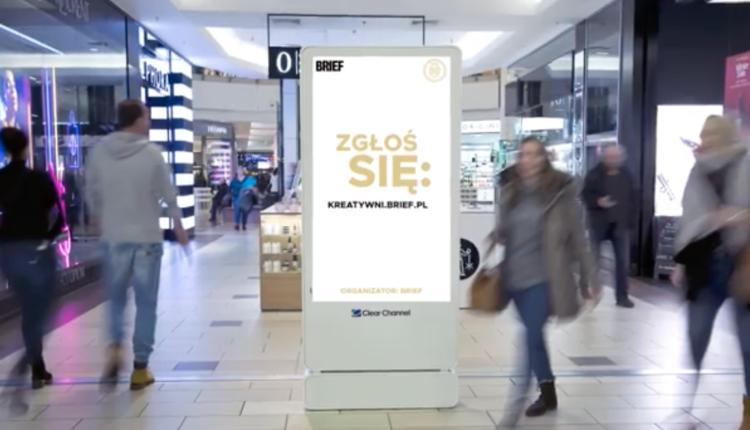 kampania Clear Channel 50 Kreatywnych