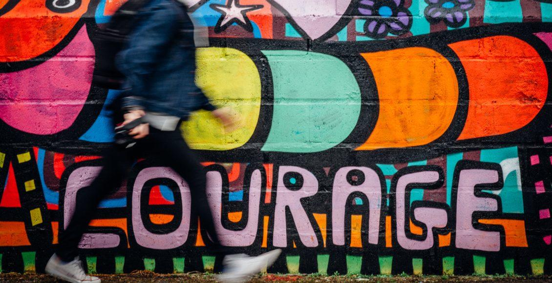 odwaga tchórzostwo mobbing