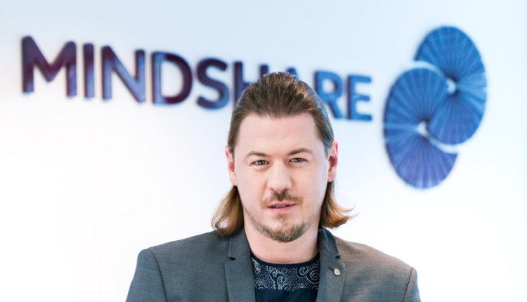 Adrian Kawecki CEO Mindshare