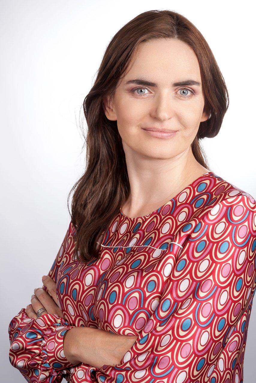 Alina Prawdzik przewodnicząca jury Innovation 2020_
