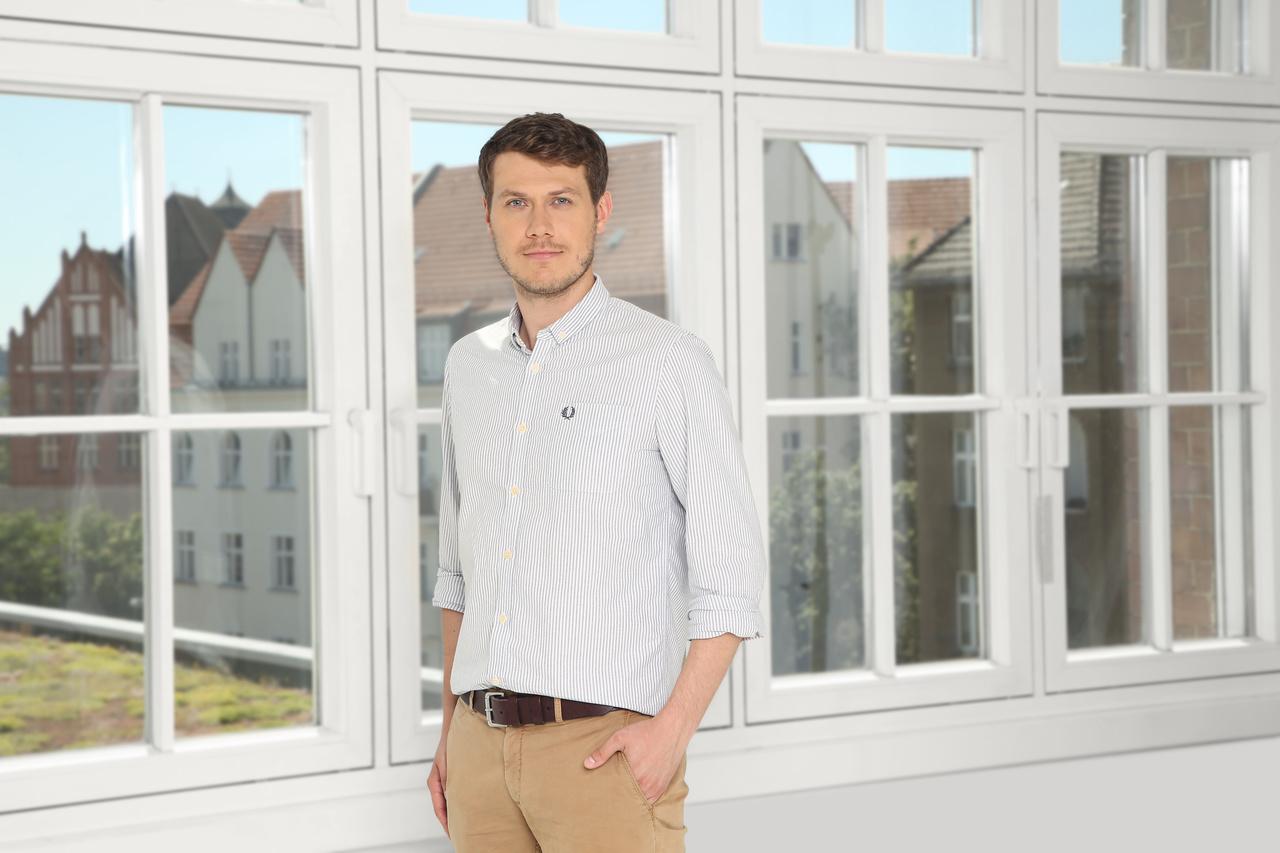 Dawid Pożoga Przewodniczący grupy Innowacyjny Biznes