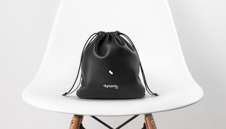 Dynamo identyfikacja wizualna plecak