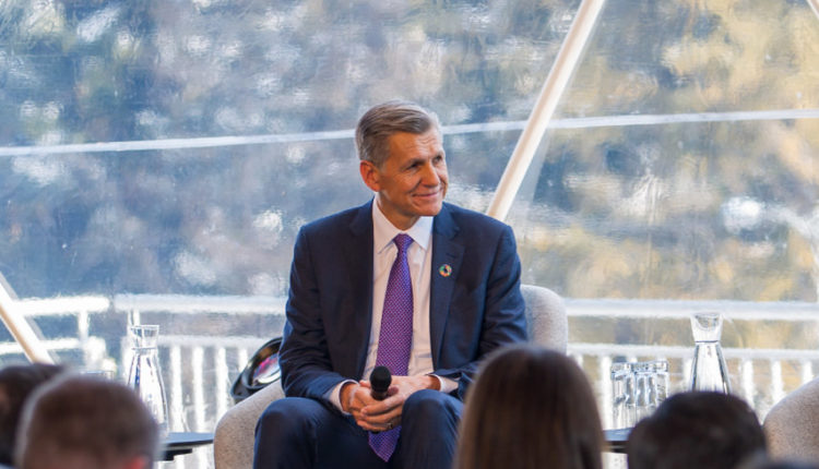 Marc Pritchard-Davos Procter Gamble