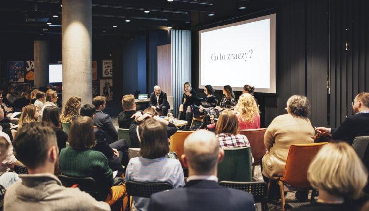 #eksperci debata kompetencje przyszłosci Katarzyna Śledzewska DELab UW