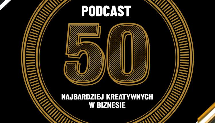podcast 50 kreatywnych