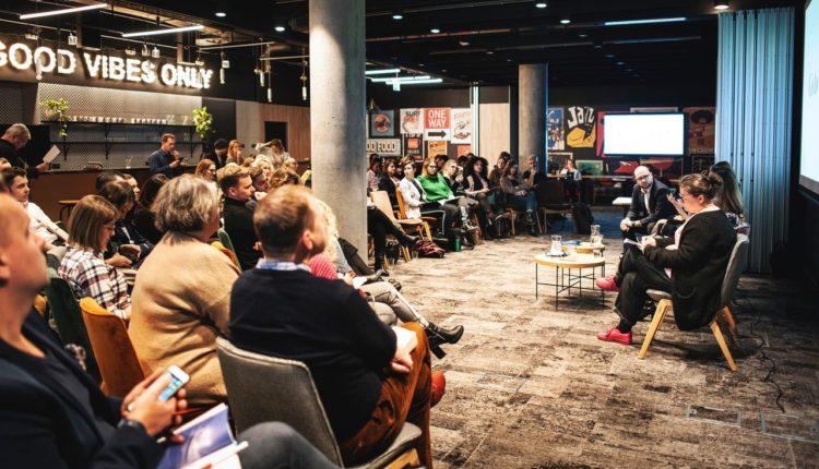 spotkania #eksperci debata kompetencje przyszłości 50 kreatywnych