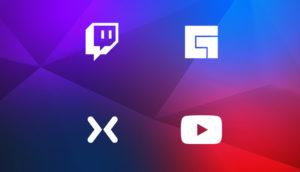 Platformy livestream