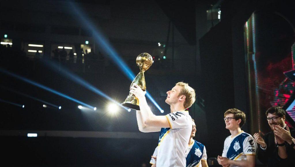Jankos MVP European Masters