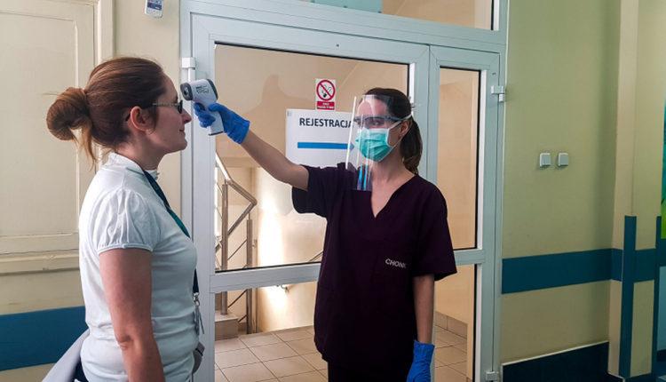 Zortrax drukuje przyłbice dla szpitali