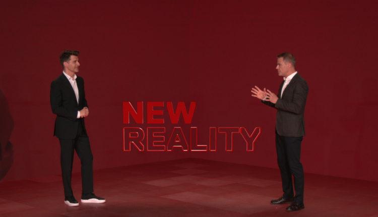 New Reality Kick Off konferencja online