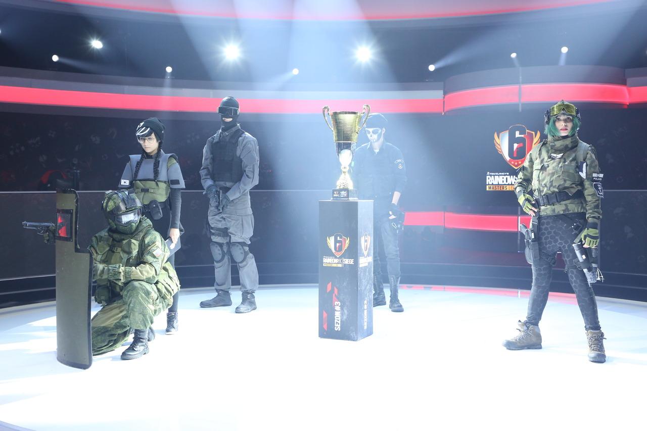 Rainbow Six Siege Masters League S3