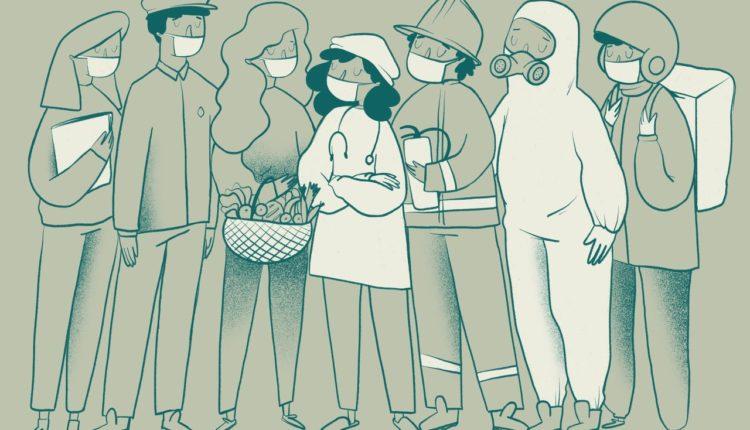 wspólnotowość i empatia covid koronawirus