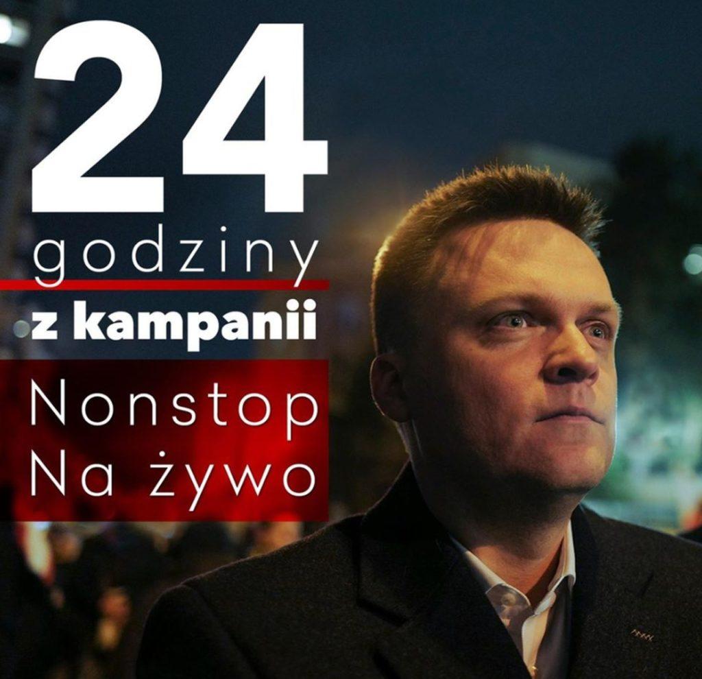 24 godziny z kampanii