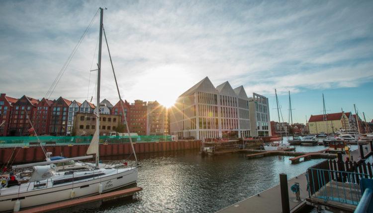 Gdańsk marina