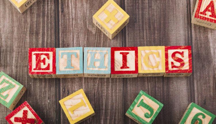 drewniane kostki etyka