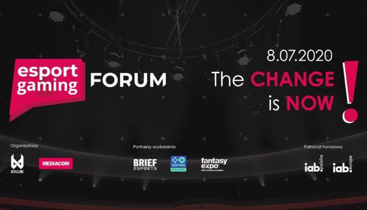 Esport Gaming Forum 2020