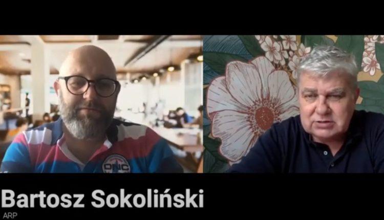 Kiszluk rozmawia Bartosz Sokolinski