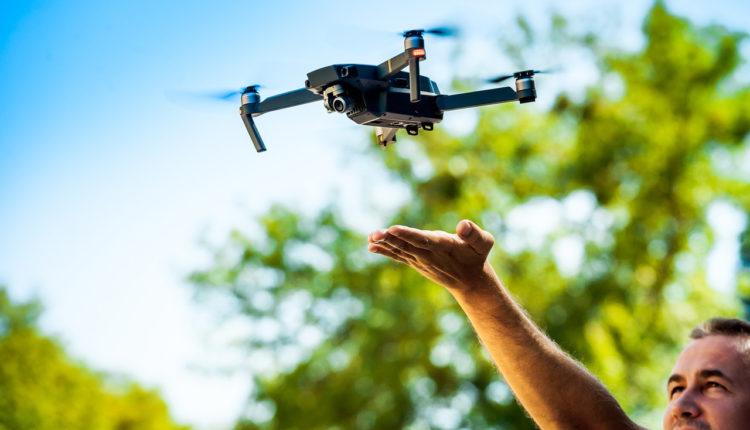 dron innowacje