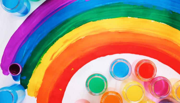 tecza LGBT Pride Month Miesiac Dumy