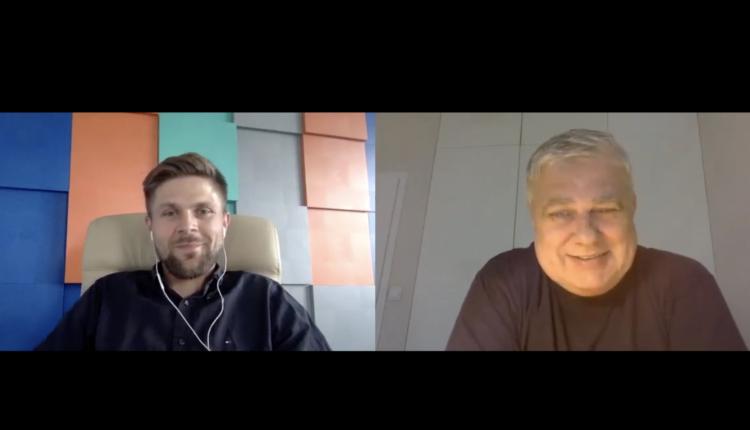 Kiszluk rozmawia Karol Filipek
