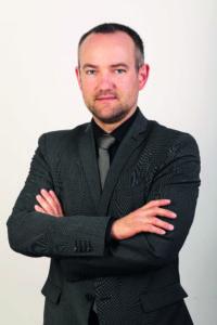 .Dr Martin Dahl, dziekan Wydziału Ekonomii i Zarządzania na Uczelni Łazarskiego