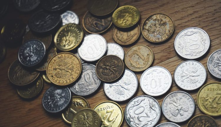 monety polskie złote
