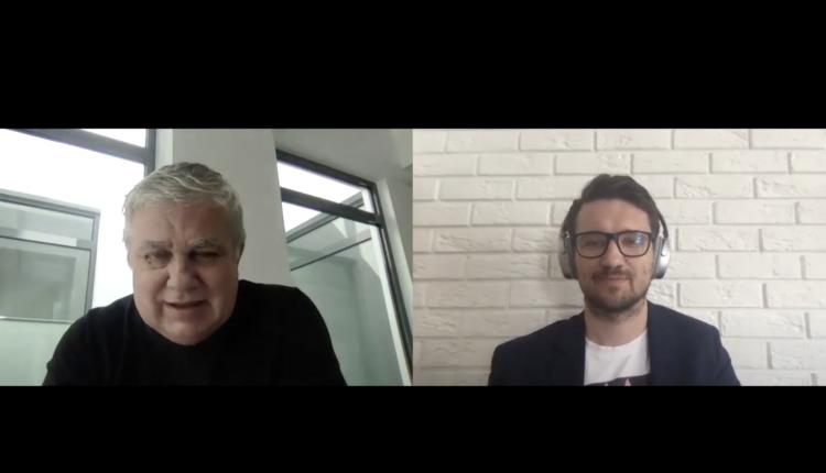 Kiszluk rozmawia Szymon Janiak