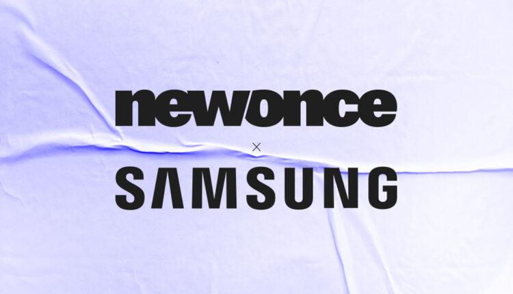 newonce Samsung