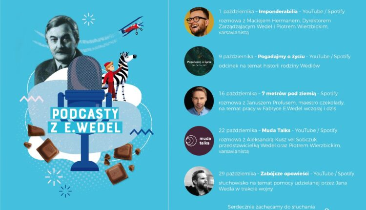 E.Wedel podcasty